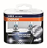 OSRAM - Night Breaker Unlimited HB3 9005 Halogen