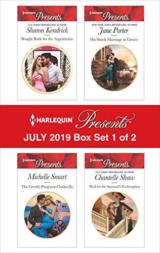 (Harlequin Presents - July 2019 - Box Set 1 of 2)