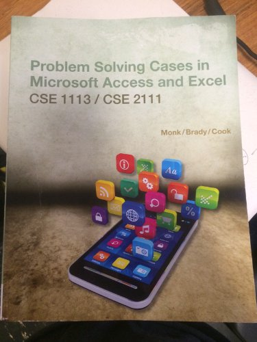 PROB.SOLVING CASES MS.ACCESS+..>CUSTOM<