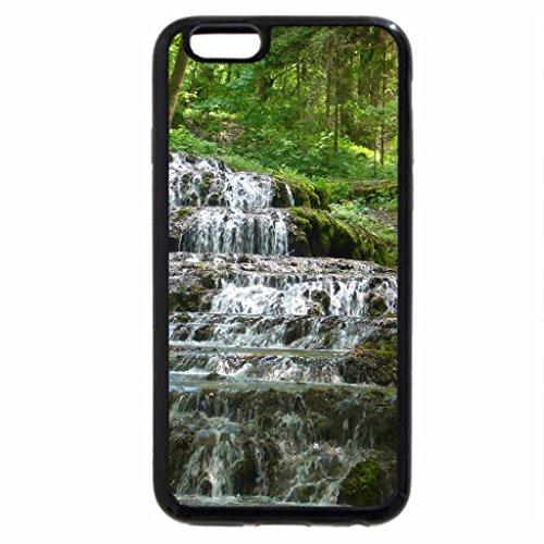 iPhone 6S / iPhone 6 Case (Black) Waterfall in Szilvasvarad Hungary