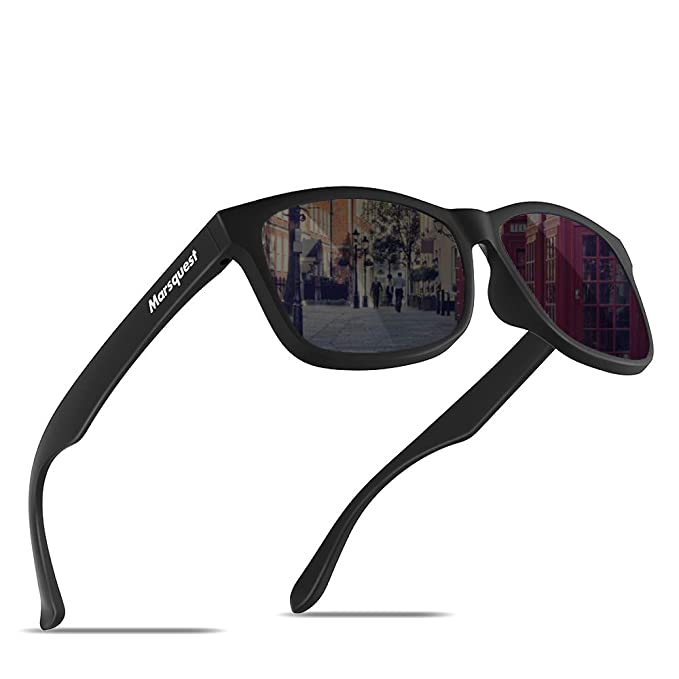 4ab4c8eb43d Image Unavailable. Image not available for. Color  Polarized Sunglasses For  Men ...