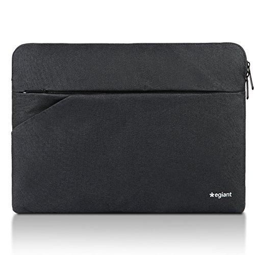 Laptop Sleeve 13.3 inch,Egiant Slim Water-Resistant Notebook