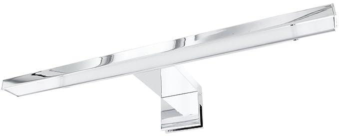 33 opinioni per Lampada da bagno a LED, per specchio, 4,5W, alluminio, IP44,230V, bianco