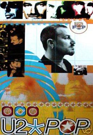Hot Stuff Enterprise 4052-24x36-MU U2 Collage Poster from Hotstuff