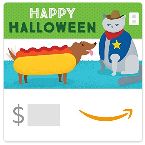 Halloween Ecards Costume (Amazon eGift Card - Pet Costumes)