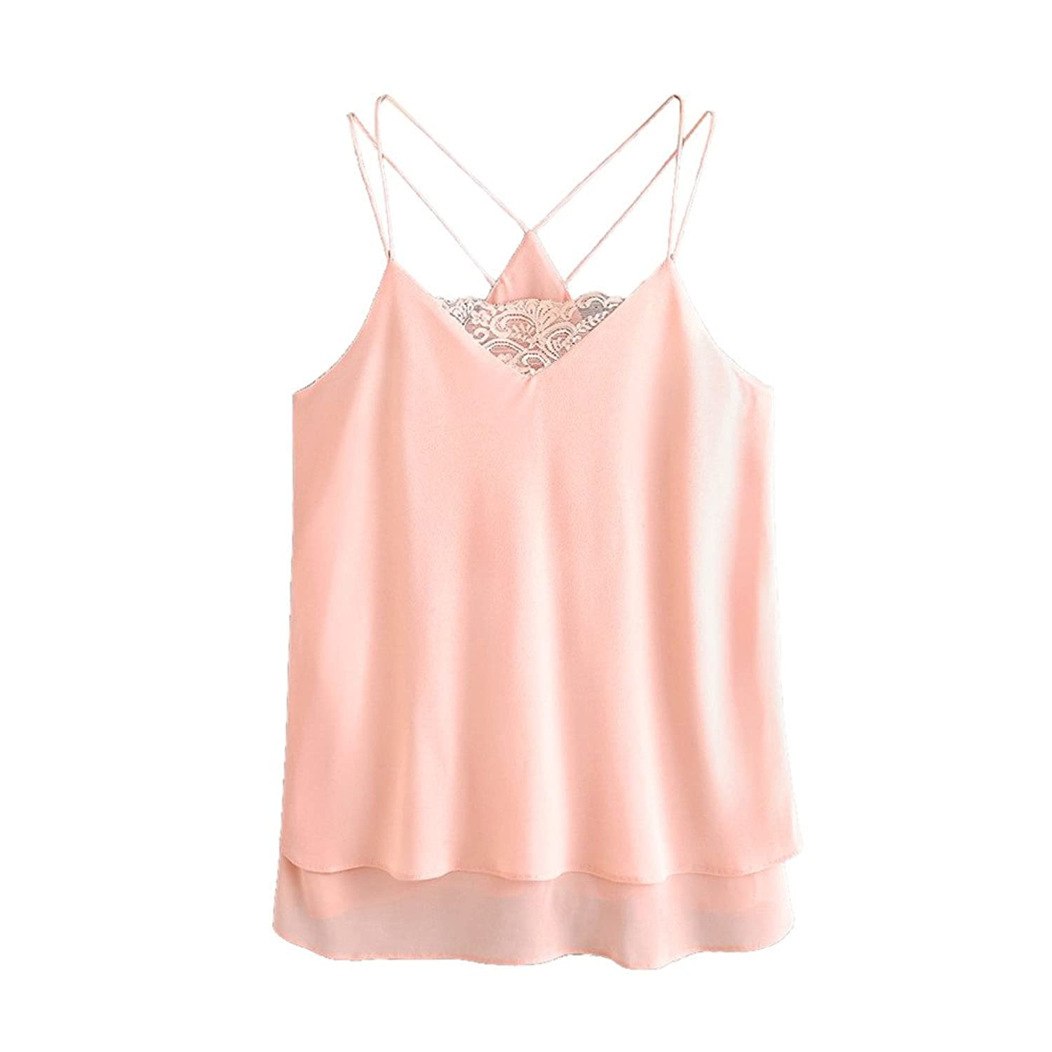 d74d1bf7561 ... generic chart) which is in the Product Description. 【Material】Cotton  blend. ???????????? Casual sleeveless tank tops feel soft and comfortable,  ...