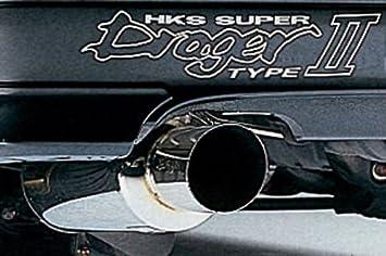 Amazoncom HKS 3302EX077 Drager Exhaust Lexus Is30020012005