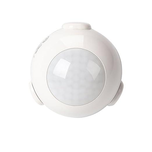 fish Sistema de Sensor de Movimiento Neo Coolcam NAS-PD01W Inteligente WiFi sensores Movimiento Domótica Alarma: Amazon.es: Electrónica