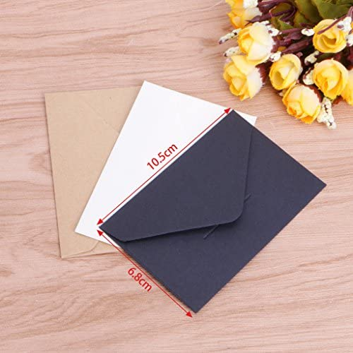 Amazon Com Chbc 50pcs Lot Craft Paper Envelopes Vintage European