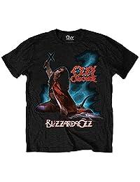 Ozzy Osbourne Men's Blizzard Of Ozz T-shirt Black