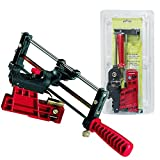 PROMOTOR Bar-Mount Chain Saw Sharpener, Manual Chainsaw Sharpening Filing Guide Bar