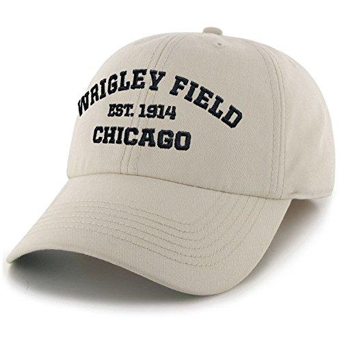 (Wrigley Field Adjustable Stone Deuce Cap by ThirtyFive55)