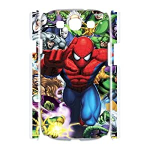 Samsung Galaxy S3 I9300 Phone Case Cover Spider-man SM9868