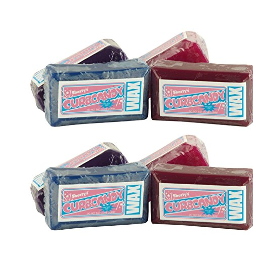 Shorty's Curb Candy Wax Stash (8 Pack) by Shorty's