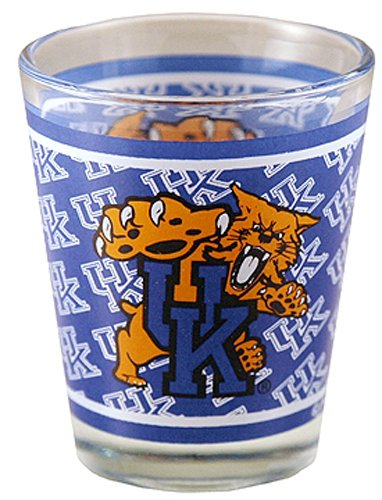 NCAA Kentucky Wildcats Shotglass Wrap