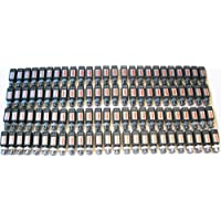 100 (50 Pack of 2) Mini CCTV BNC Video Balun