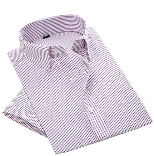 噂利用可能モットーLNJLVI メンズ 半袖 シャツ 形態安定 ビジネス シャツ スリム 吸水速乾 シャツ