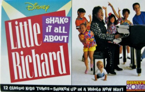 Shake It All About - 12 Classic Kids Tunes, Skaken Up In A Whole New Way
