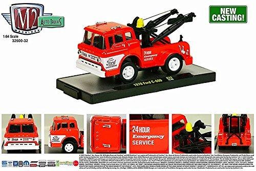 1970 FORD C-600 * Auto-Trucks Series Release 32 * M2 Machines 2015 Castline Premium Edition 1:64 Scale Die-Cast Vehicle ( R32 15-05 )