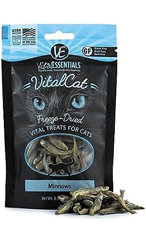 Vital Essentials Cat Freeze-Dried Minnows Treats