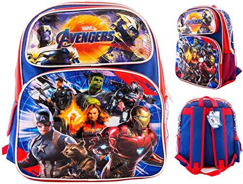 Avengers End Game Marvel Super Hero Kids 12