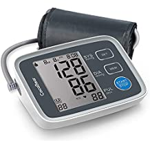 Blood Pressure Monitor -CocoBear Upper Arm Blood Pressure Cuff Monitor Digital Automatic BP Monitor for Home Use 2 * 90 Memory Storage