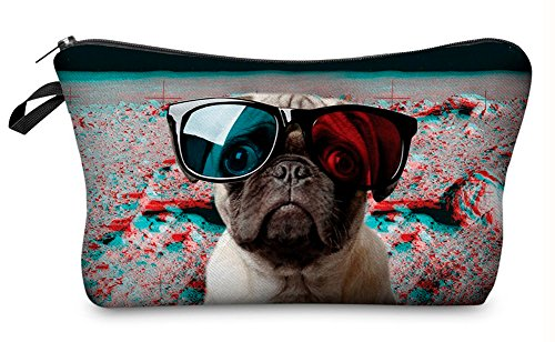 StylesILove Cute Graphic Pouch Travel Case Cosmetic for sale  Delivered anywhere in USA