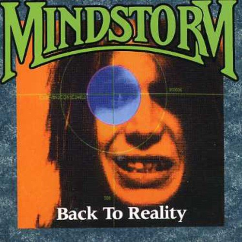 CD : Mindstorm - Back To Reality (Canada - Import)
