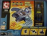Batman Mini Flyer C3 MiniMates