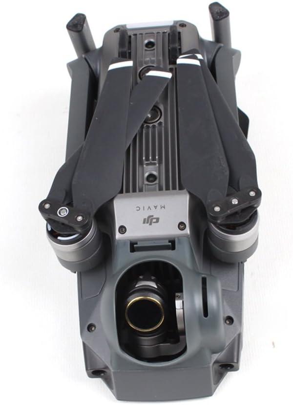 XmiPbs Sun Shade Lens Hood Gimbal Guard Camera Lens Cover for DJI Mavic pro