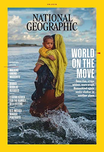 National Geographic Magazine (Best News Magazines In The World)