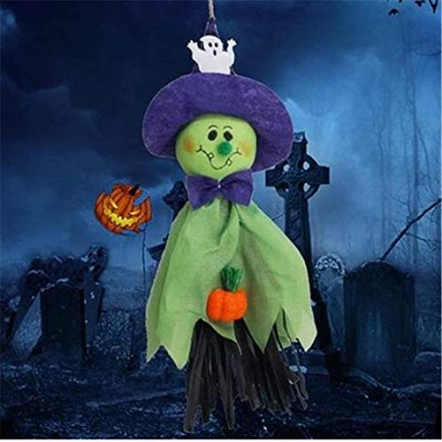 Green Friendly Props New 1Pc Halloween Dress Fancy Hanging Costume Decoration Party Green a5q5TPxw
