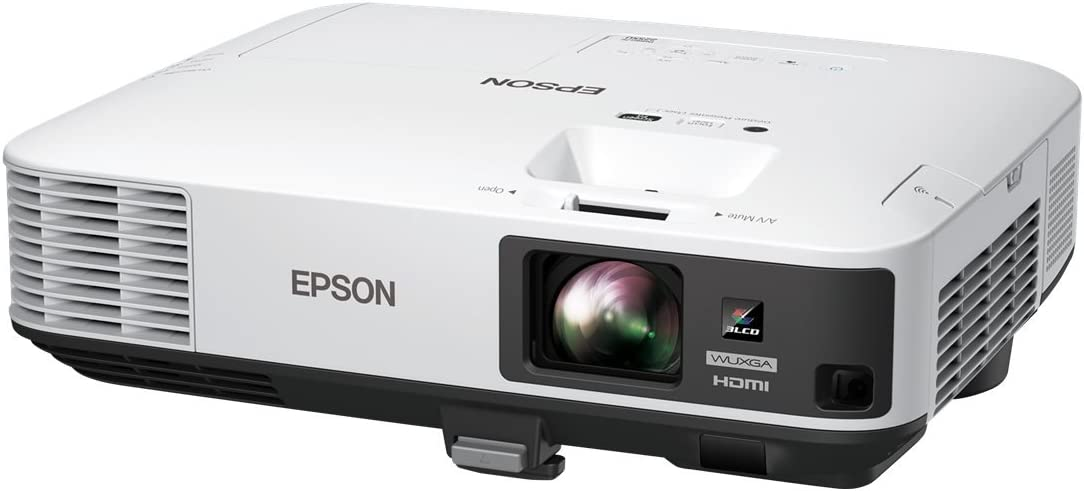 Epson PowerLite 2255U Wireless Full HD Wuxga 3LCD Projector, 1920x1200, 5000 Lumens