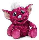 Nici 38920- Electronics Crazy Mics sprechendes Monster Yo Schlenker, 35 cm, pink