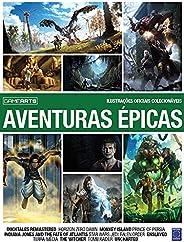 Bookzine GameARTS - Volume 1: Aventuras Épicas