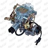 160 CARBURETOR 2 BARREL C2BBD DODGE JEEP AMC CHRYSLER PLYMOUTH 258 4.2 82-91 ELECTRIC FEEDBACK RALLY CART JM160