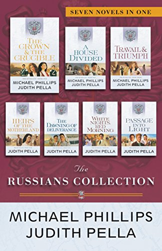 The Russians Collection: Seven Novels in One