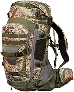 King's Camo Mountain Top 2200 Backpack