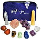 Lifestyle on Fire Healing Crystals & Chakra