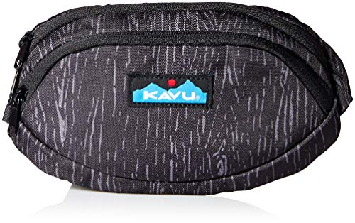 KAVU Women's Spectator, Black Oak, No Size Black Oak Fanny Pack