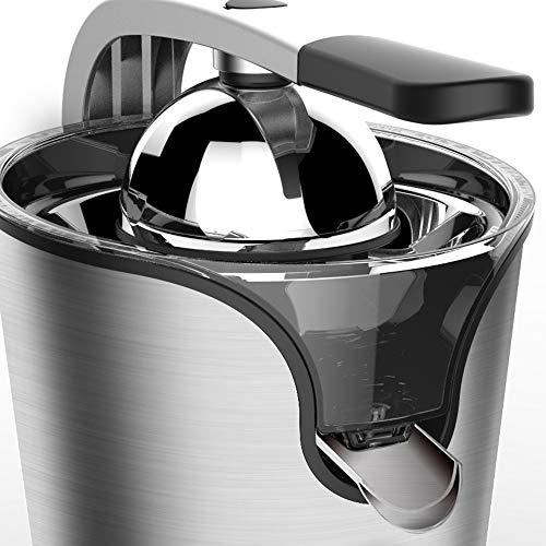FRIGIDAIRE ECTJ1600S 160-Watt Electric Citrus Juicer, Stainless Steel