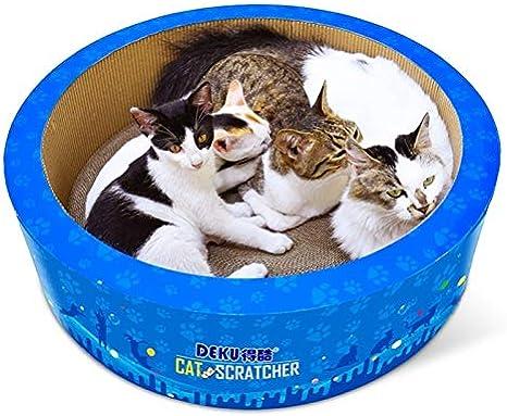 NO brand Rascador para Gatos Sofa, CP-405 en Forma de Barril de ...