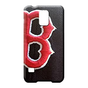 samsung galaxy s5 cell phone carrying cases Pretty Shock-dirt Hot New boston red socks