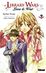 Library wars - Love & War, tome 9 par Yumi