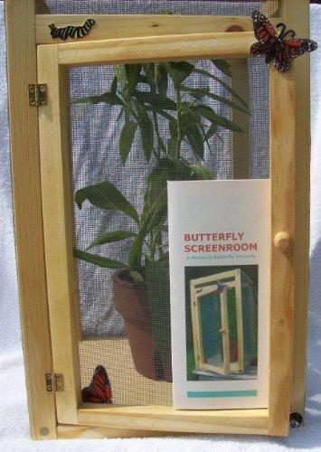 Butterfly Screenroom Cage & Nursery Habitat