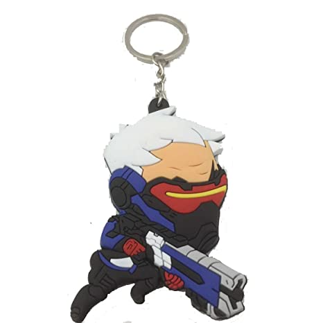 Overwatch - Llavero , Soldier: 76, large: Amazon.es: Equipaje