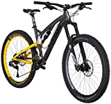 Diamondback Bicycles Release 1 Complete Ready Ride Full Suspension Mountain Bicycle, 15.5