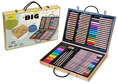 Xonex Big Art Set, 1 count (30126)