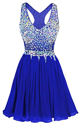 LaceLady 2017 Short Prom Dresses Sexy Homecoming Dress for Juniors Birthday Dress