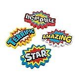 24 pk Super Hero Eraser- Super Hero School Eraser